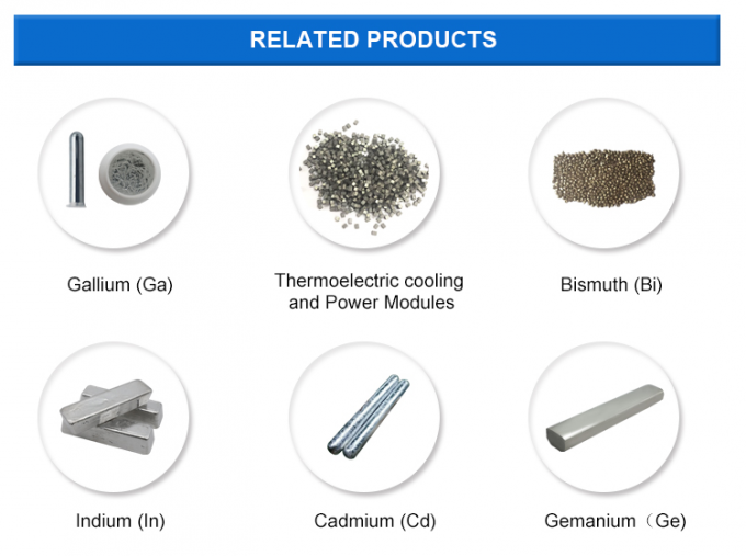 Semiconductor Material Purity 99.99% Metal Tellurium Powder , Te Powder